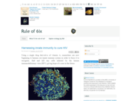 ruleof6ix.fieldofscience.com