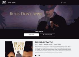rulesdontapplymovie.com