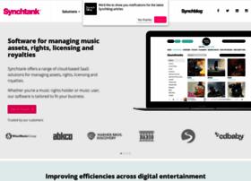 rumblefish.synchtank.net