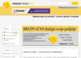 rumene-strani.com
