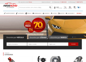 rumoautopecas.com.br