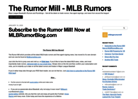 rumormill.mlblogs.com