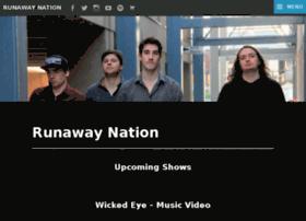 runawaynationband.com