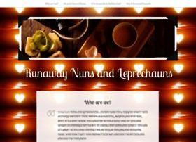 runawaynunsandleprechauns.com