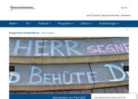 rundfunkdienst.ekbo.de