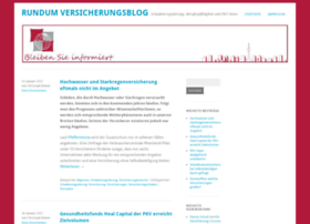rundumversicherungsblog.de