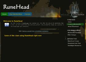 runehead.com