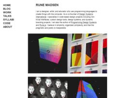 runemadsen.com