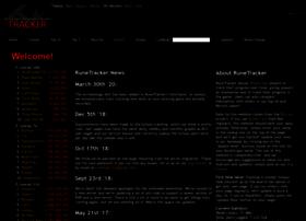 runetracker.org