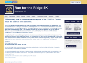 runfortheridge5k.itsyourrace.com