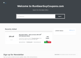 rungearguycoupons.com
