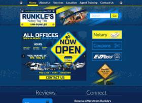 runkles.com