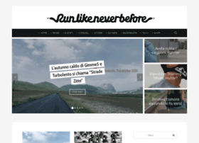 runlikeneverbefore.com