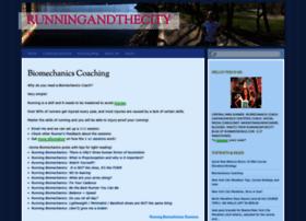 runningandthecity.com