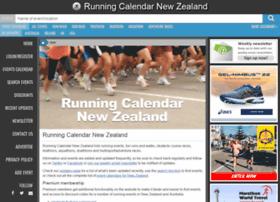 runningcalendar.co.nz