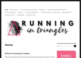 runningintriangles.com