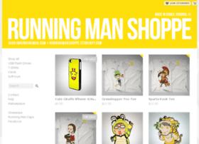 runningmanshoppe.storenvy.com