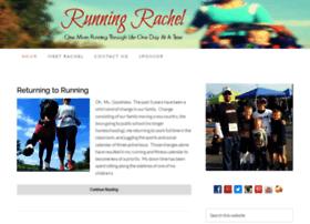 runningrachel.com