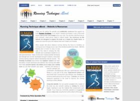 runningtechniquebook.com