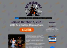 runscreamrun.com