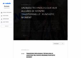 runtastic-gmbh.pressdoc.com