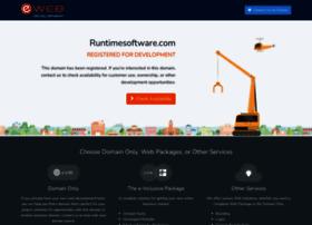 runtimesoftware.com