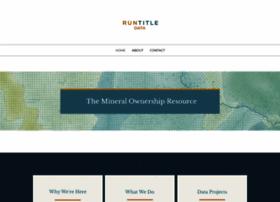 runtitle.com