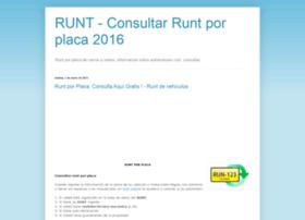 runtporplaca.blogspot.com