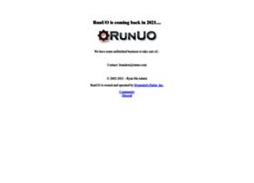 runuo.com