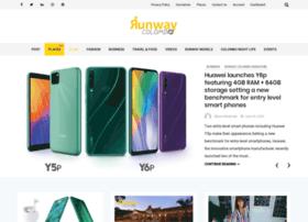 runwaycolombo.com