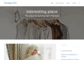 runwaygirl.com.au