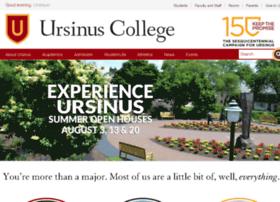 rupert.ursinus.edu
