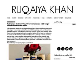 ruqaiyakhan.com