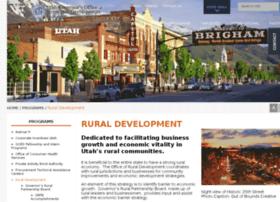 rural.utah.gov