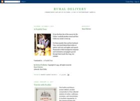 ruraldeliveryblog.blogspot.com