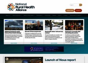 ruralhealth.org.au
