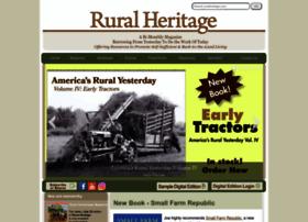 ruralheritage.com