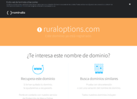 ruraloptions.com