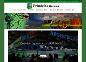 ruralprimicias.com.ar