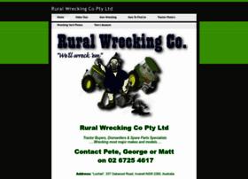 ruralwrecking.com.au