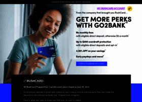 rushcard.com