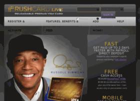 Rushcardlive.com