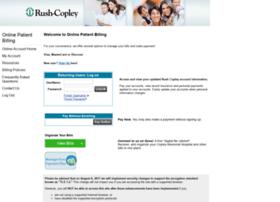 rushcopley.patientcompass.com
