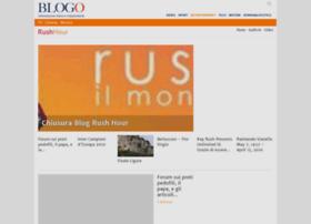 rushhour.blogosfere.it