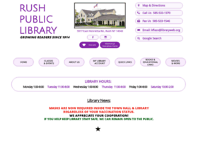 rushlibrary.org