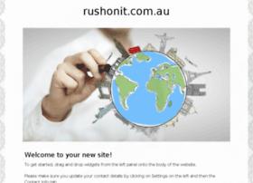 rushonit.com.au