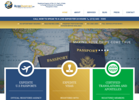 rushpassport.com