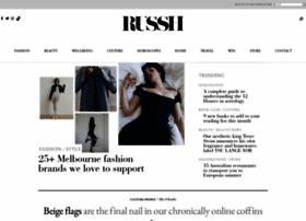 russhmagazine.com