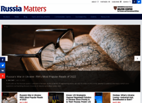 russiamatters.org