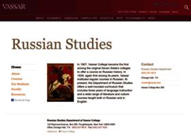 russian.vassar.edu